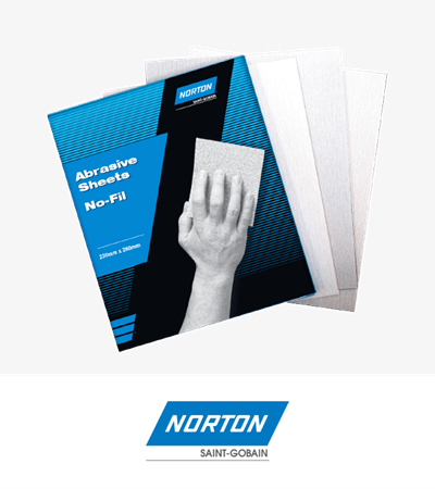 Norton No-fil Sheet A239 P80